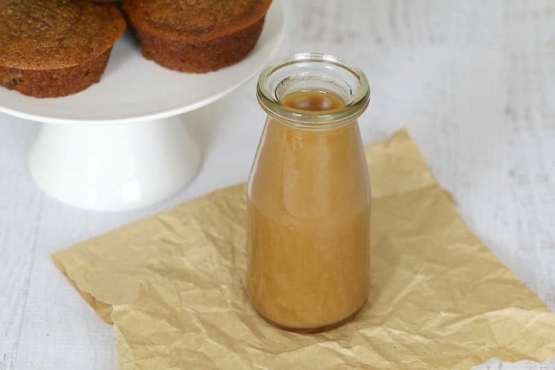Easy Butterscotch Sauce