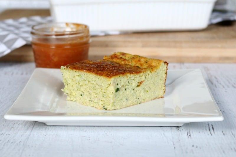 Easy Zucchini Slice