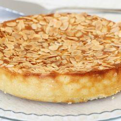 Gluten-Free Lemon, Ricotta & Almond Cake