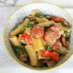 One Pot Pasta (20 Minute Fast Dinner)