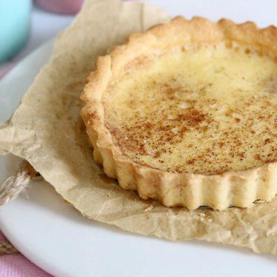 Bakery Style Vanilla Custard Tarts