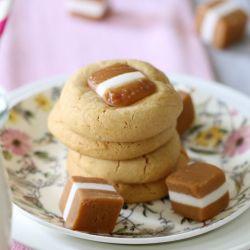 Donna Hay's Jersey Caramel Cookies