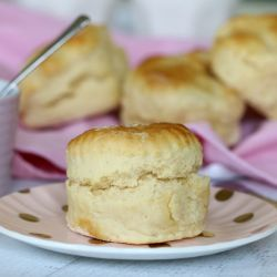 Easy Lemonade Scones (most popular recipe)
