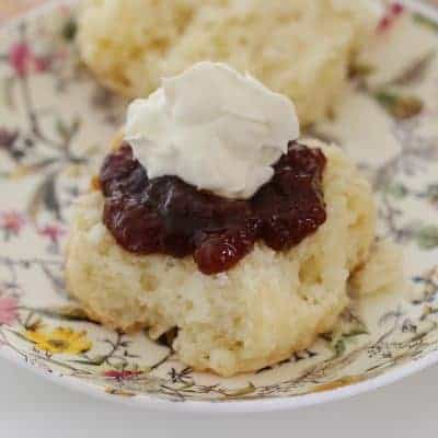 Easy Lemonade Scones | Most Popular Recipe
