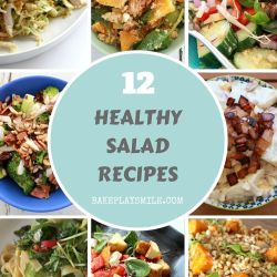 12 Healthy Salad Recipes To Put A Spring In Your Step!