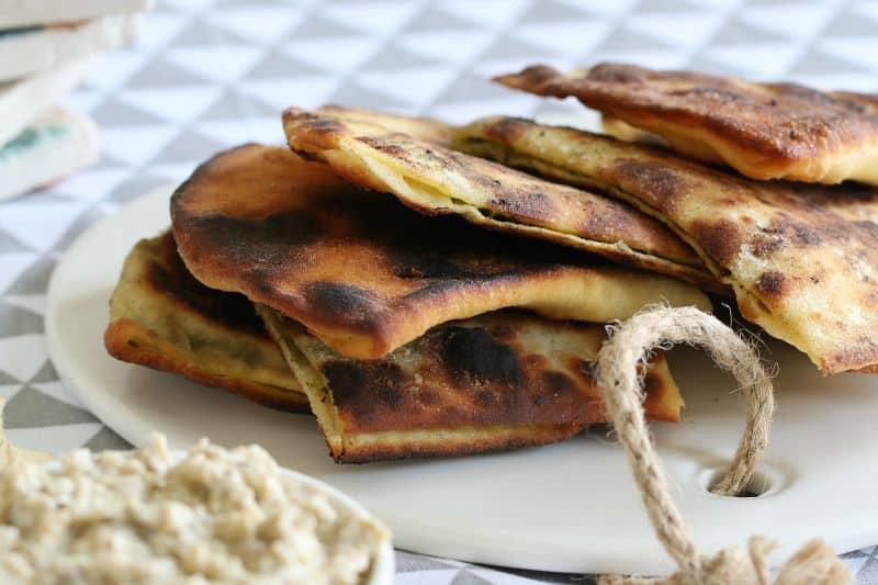 Spinach & Feta Gozleme
