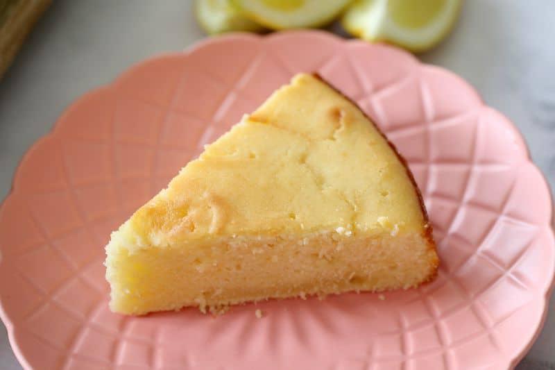 Easy Sour Cream & Lemon Cake - Bake Play Smile