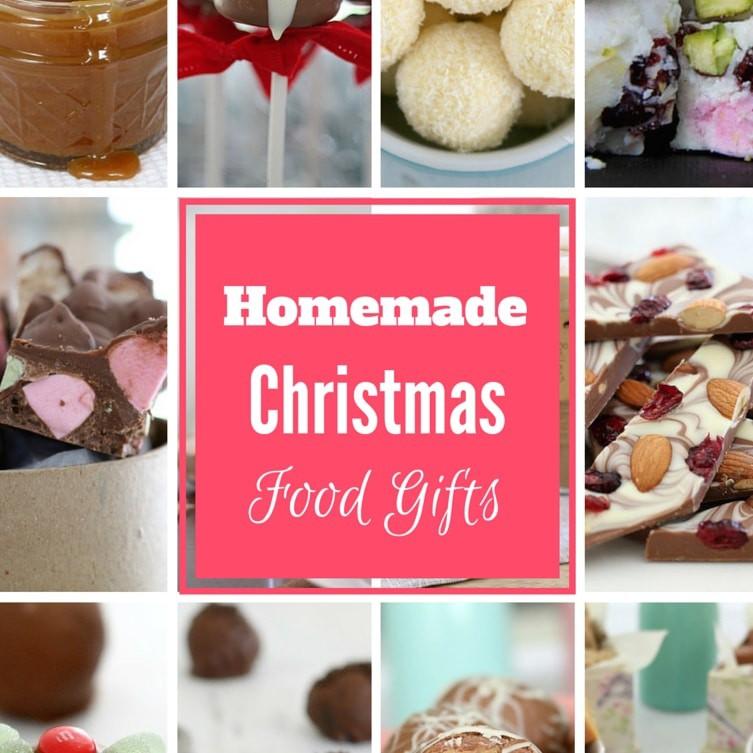 Baked Christmas Gifts: Homemade Christmas Food Gifts