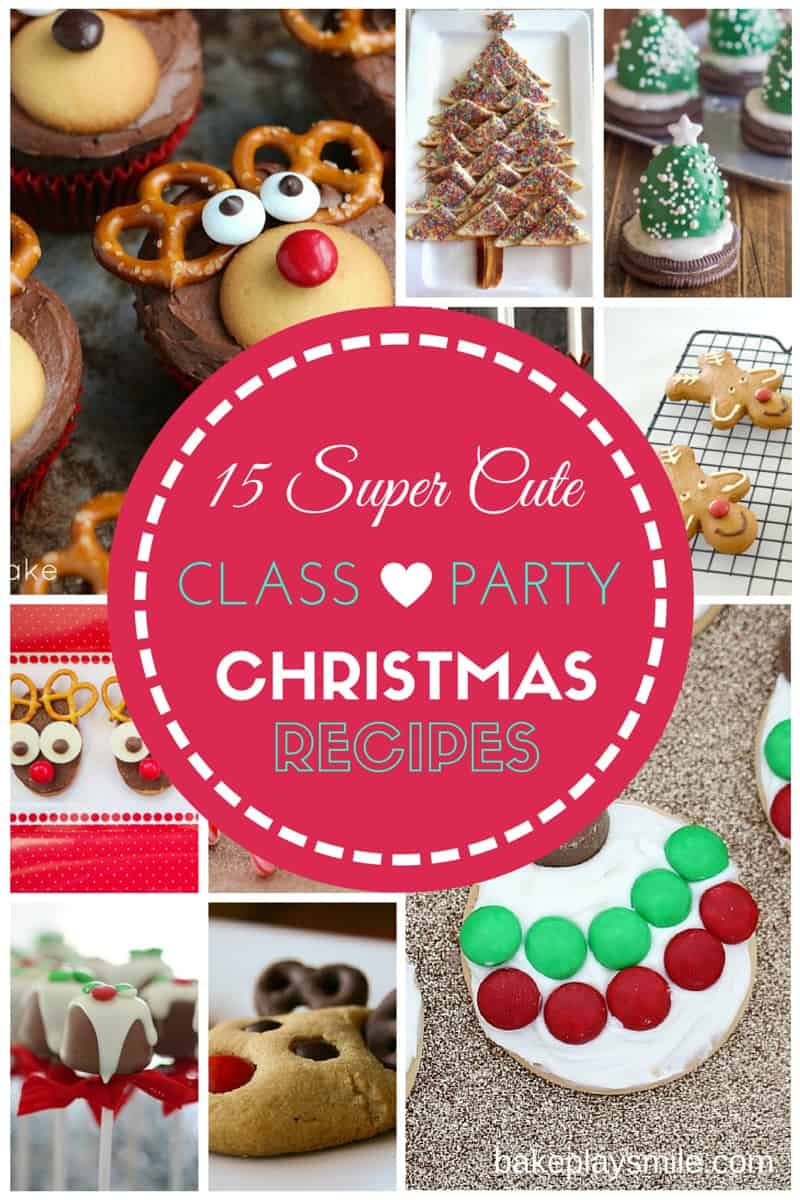 92+ Food Ideas For Elementary Christmas Party - As Soon The Weather ...