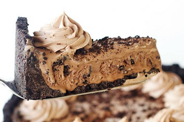 Chocolate Oreo Pie