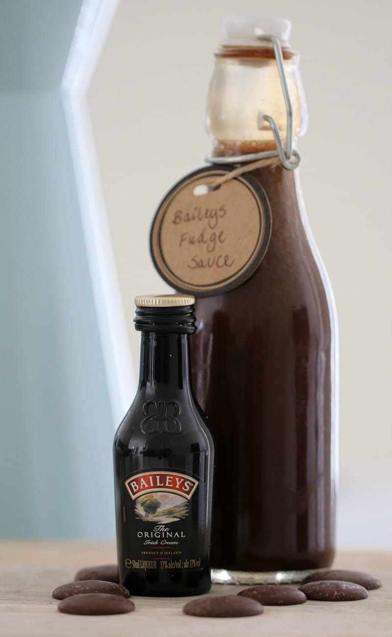 Baileys Chocolate Fudge Sauce