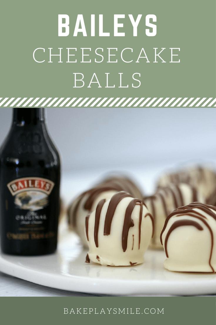 Baileys Tim Tam Cheesecake Balls