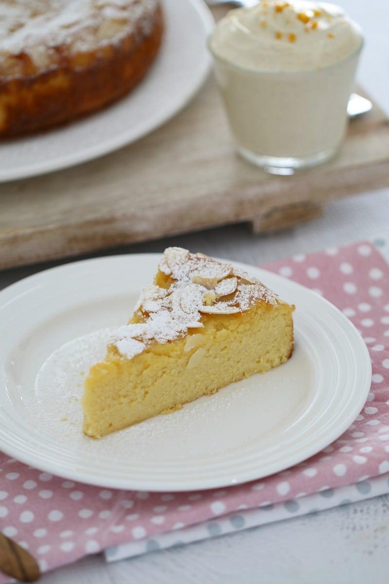 Gluten-Free Flourless Orange and Almond Cake - Bake Play Smile