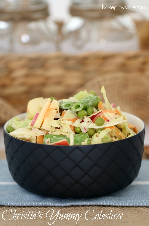 Christie's yummy coleslaw