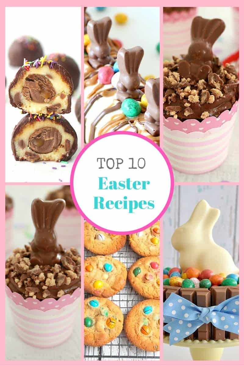 Top 10 Easter Recipes Bake Play Smile