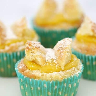Lemon Curd Cakes Thermomix