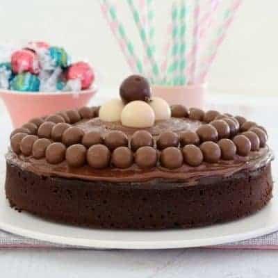 Donna Hay's Melt & Mix Chocolate Cake (No Mixer Needed!)