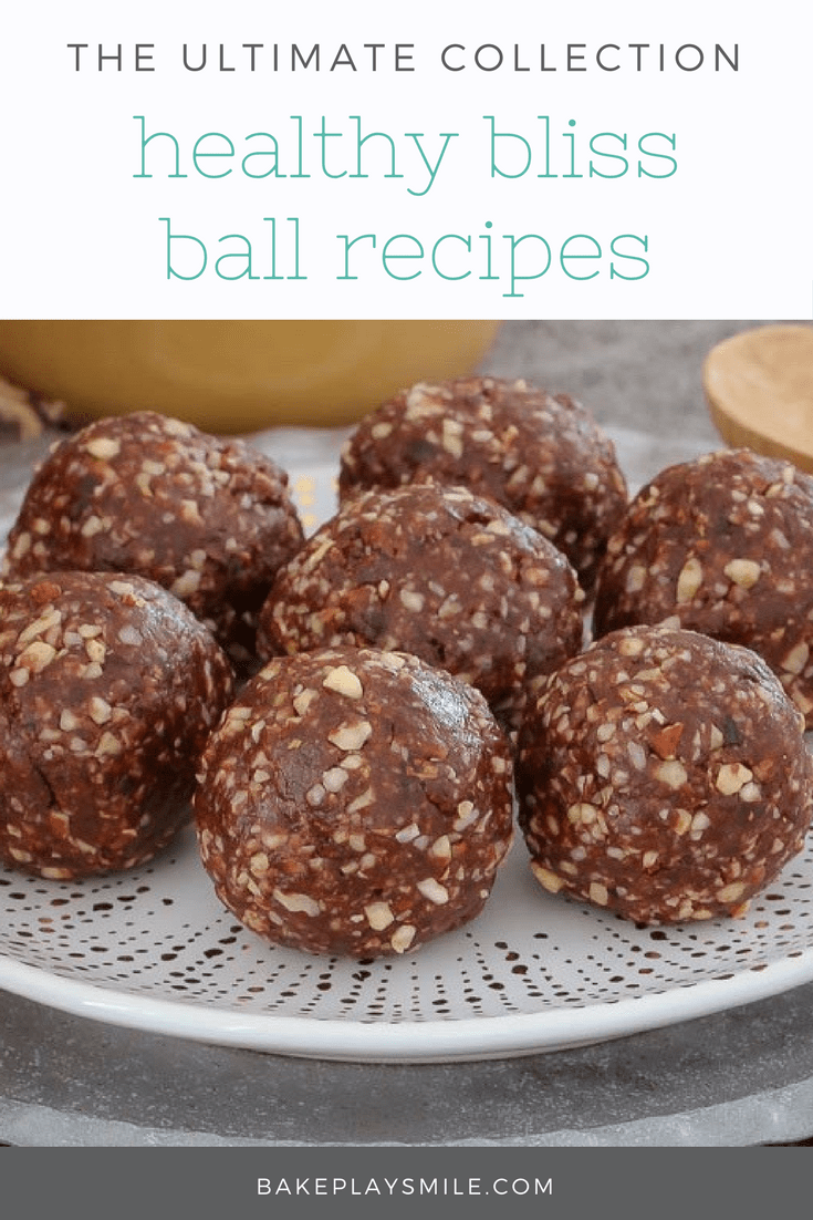 10 of the very best healthy bliss ball recipes - raw & guilt-free eating at it's best (and yummiest!!). Try them and you'll fall in love!