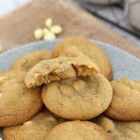 White Chocolate & Macadamia Cookies