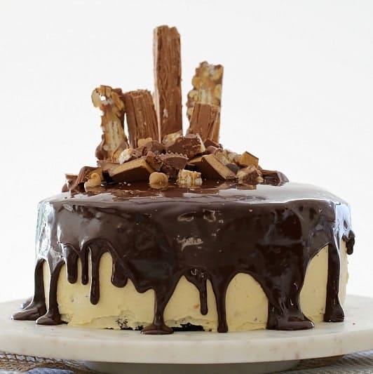 Fudgy Chocolate Cake Thermomix