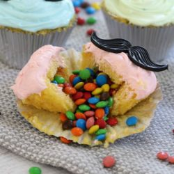 Moustache Cupcakes for Movember