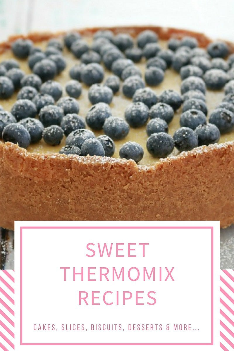 Sweet Thermomix Recipes