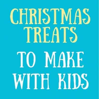 12 Christmas Treats To Make With Kids