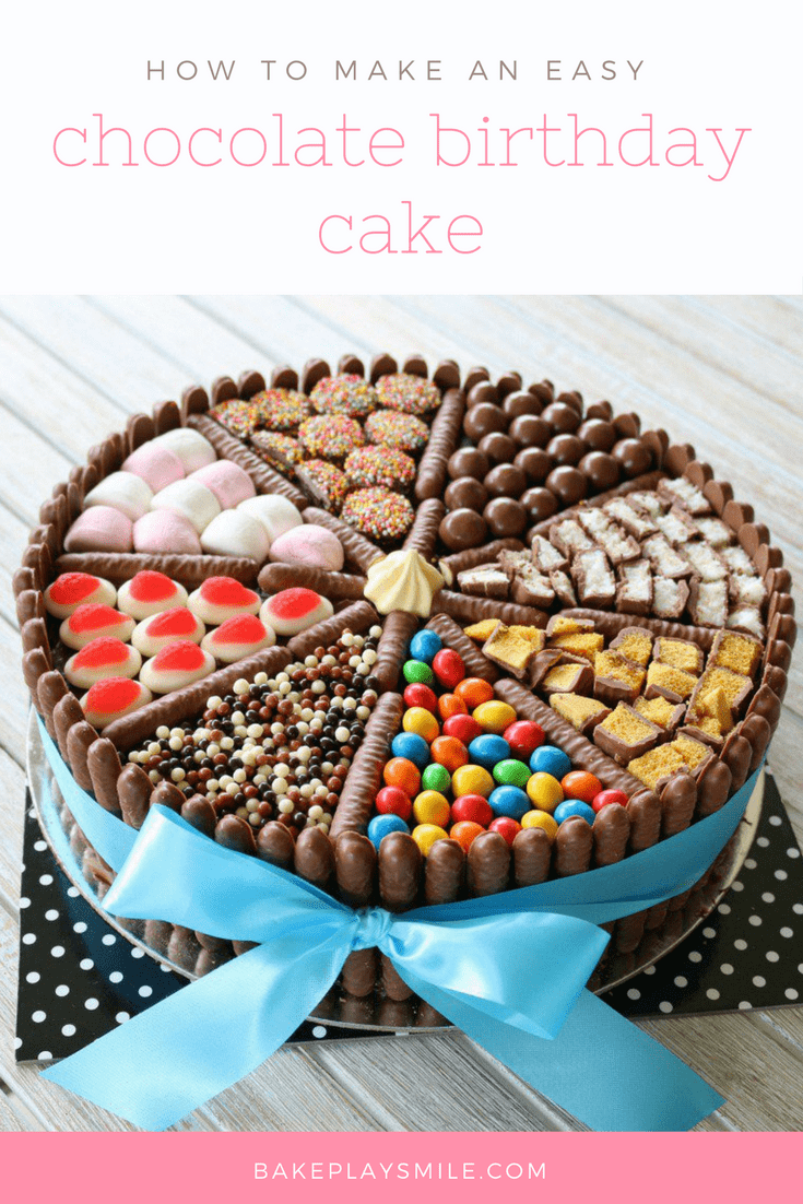 Childrens Small Chocolate Cake Recipe
