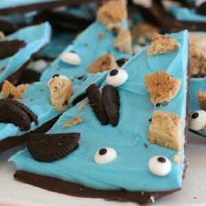 Cookie Monster Bark