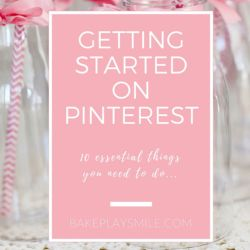 10 Things You Need to Do When Getting Started on Pinterest