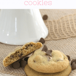 classic chocolate chip cookies image