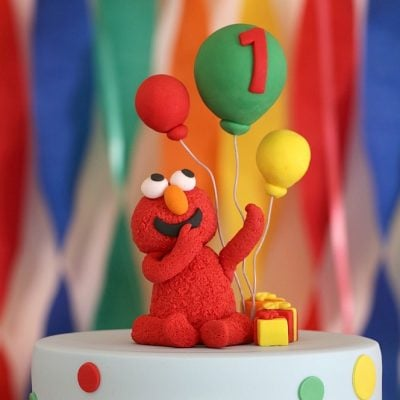 Planning a Sesame Street Party (decorations, party food, cake & more!)