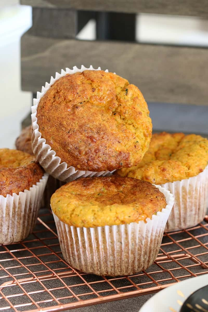 Easy Savoury Muffins