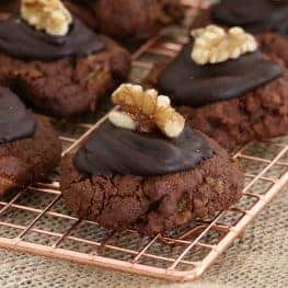 Afghans Chocolate Cornflake Biscuits