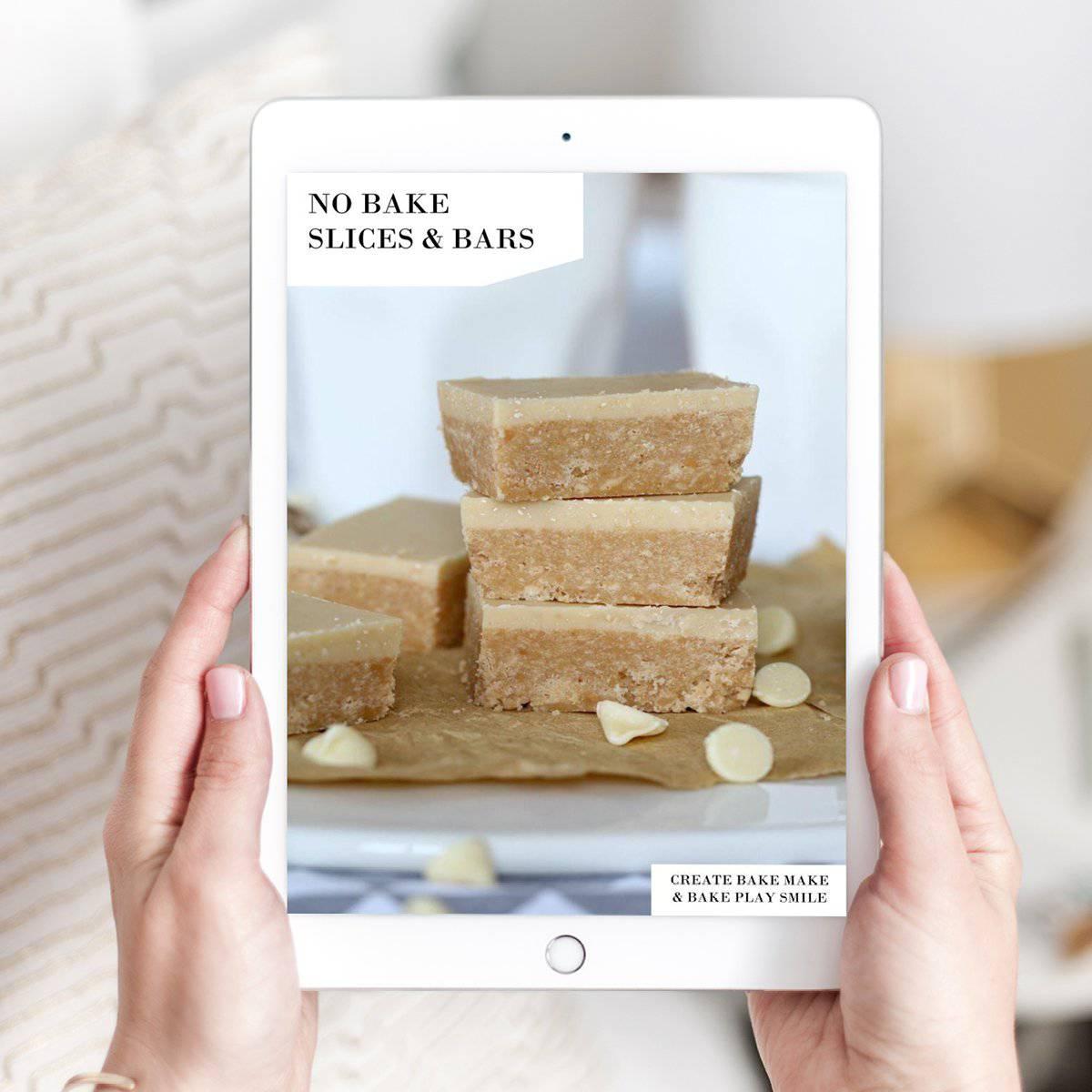 No-Bake Slices eBook