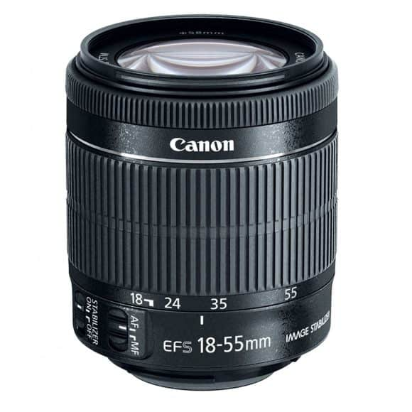 Canon 18-55mm Lens Best Food Photography Equipment for Food Bloggers