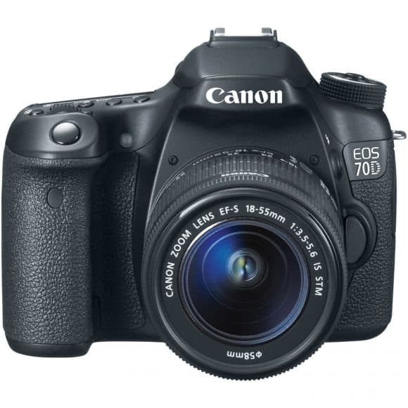Canon 70D Best Food Photography Equipment for Food Bloggers