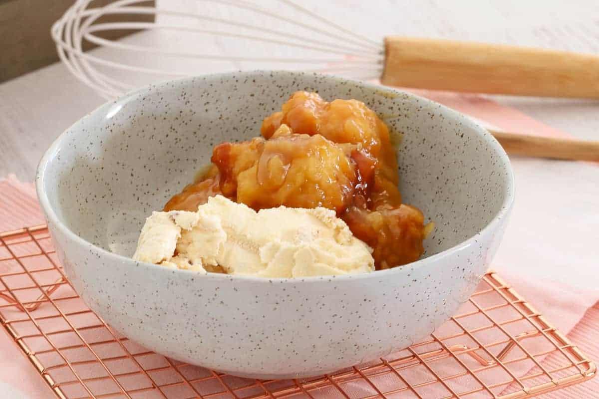 Easy Golden Syrup Dumplings Winter Dessert Recipe Bake Play Smile