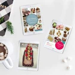 Three Thermomix recipe books that are the Christmas Bundle