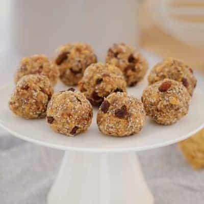 Healthy Weet-Bix Balls