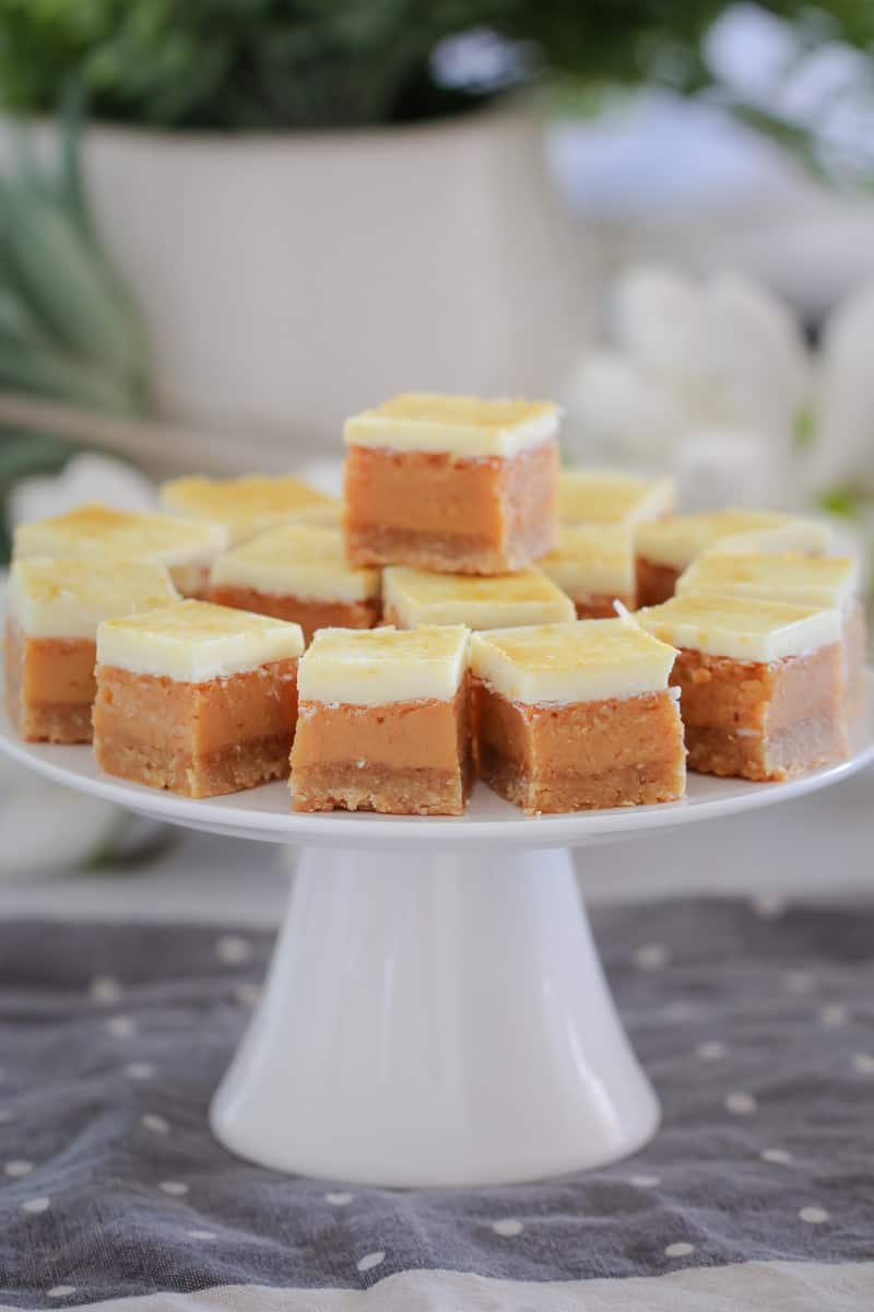 A classic favourite with a twist... this White Chocolate Caramel Slice is a yummy new take on a good old-fashioned caramel slice!