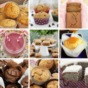A delicious collection of the very best banana recipes ever! With everything from muffins to breads, smoothies to blondies, cakes to cupcakes and more... there's sure to be the perfect recipe to use up your ripe bananas!
