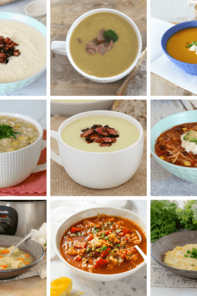 10 Healthy Soup Recipes | Winter Favourites