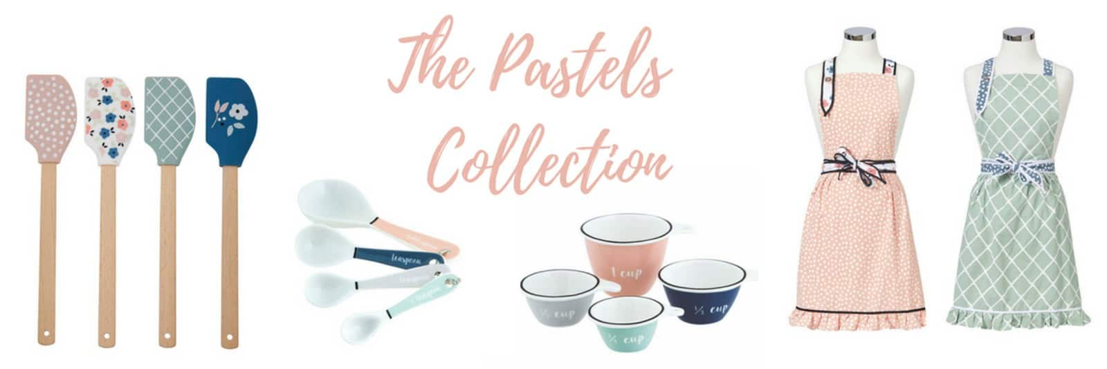 The Pastels Baking Collection