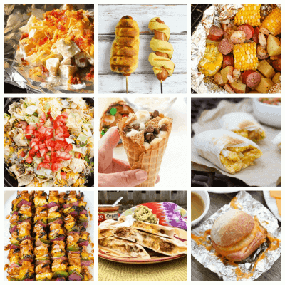 Camping Recipes The Whole Family Will Love