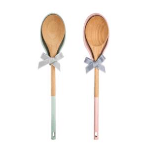 Anna Gare Pastel Wooden Spoon