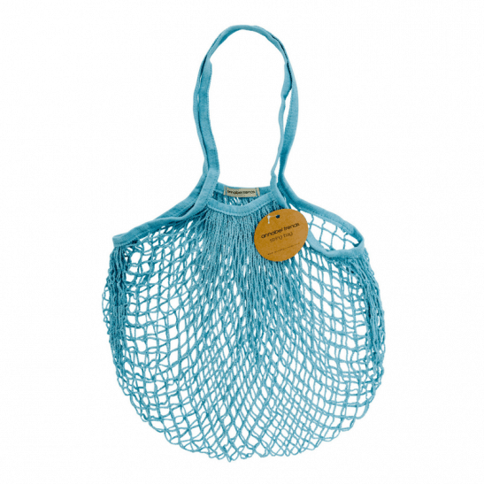 Step out in style with our NEW reusable string bag. Available in 3 gorgeous colours, our string bag will expand to fit almost anything!RRP: $10.95