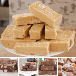 Our collection of microwave fudge recipes are perfect for quick and easy desserts, homemade gifts and school fetes... and they'll be ready in just minutes!