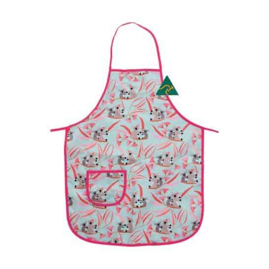 When it comes to cooking in the kitchen, it doesn't get any cuter than our gorgeous Koala Kids Apron made from 100% cotton. RRP: $15.95