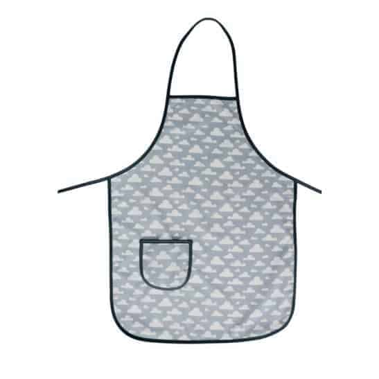 Budding little chefs will love wearing our practical 100% cotton Cloudy Grey Kids Apron when they're cooking in the kitchen! RRP: $15.95